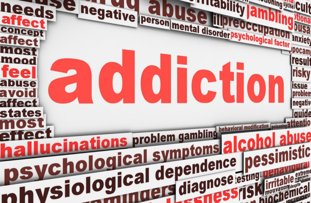 a word addiction