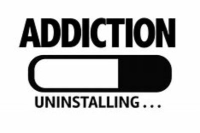 uninstall addiction